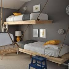 loft bed hanging bunk bed suspended bed hanging bed