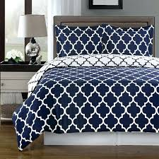 modern navy blue and white cotton duvet cover set twin xl bedding sets uk ikea
