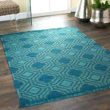 navy blue accent rug teal accent rug wool maze rug vibrant color in a timeless geometric