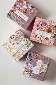 12pcs 7 5x7 5x3cm Kraft Paper Box Jewelry Gift Handmade Soap