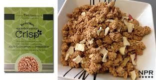 aldi apple cinnamon crisp cereal review