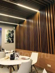 Алюминиевый <b>реечный потолок</b> кубообразная рейка (кубота ...
