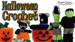 Crochet Halloween Patterns Custom Inspiration Ideas