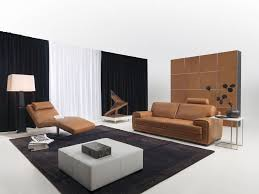 Living Room  Fashionable Modern Black And White Living Room Decor - Living room inspirations