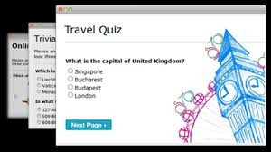 Online Quiz Templates How To Use Interactive Content To Increase User Engagement 24