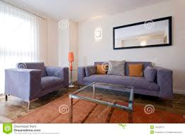 Living Room Grey Sofa Modern Living Room With Grey Sofa Stock Photo Image 14633970