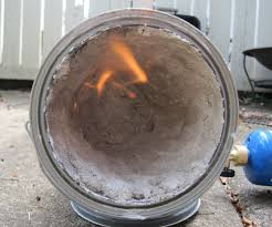 backyard metal casting and homemade forges images with cool backyard forge plans diy simple crucible blacksmith