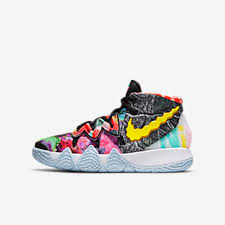 Share on facebook share on twitter share on linkedin share on pinterest. Parity Kyrie Irving Shoes Youth Size 5 Up To 72 Off