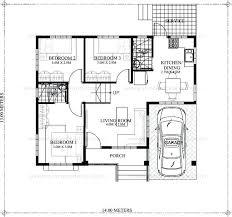 three bedroom bungalow floor plan floor plan 3 bedroom bungalow fresh house plans designs floor 2