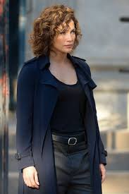 Jennifer Lopez New Hair Style jennifer lopez filming shades of blue in new york city 6214 by stevesalt.us