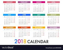 Photoshop Calendar Template 2020 2018 Monthly Calendar Printable Free New Calendar Template