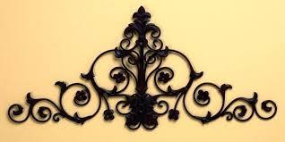 kirklands metal scroll wall art image of large wrought iron decor wrought iron scroll wall decor