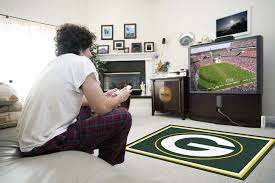 quick overview green bay packers 4 x 6 area rug