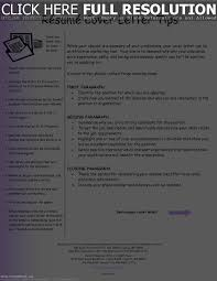Example Cover Letters For Resume Resume Templates Cover Letter