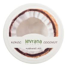 Купить <b>кокосовое масло natural oil</b> coconut 150мл Levrana, цена ...