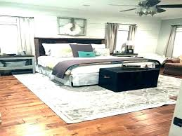 rugs underneath beds best bedroom area ideas rug under bed king size are