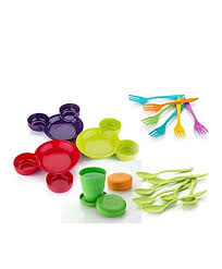 Buy MTR Mantra Unbreakable <b>Mickey</b> Shaped Kids/Snack Serving ...