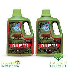Emerald Harvest Cali Pro Bloom