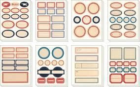 Mason Jar Labels Vintage Labels For Jars Caydeniz
