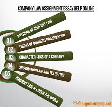 company law assignment and essay help by experts divisions of company law for company law essay assignment help