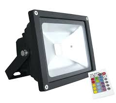 china waterproof led flood light outdoor remote control supplier lights motion remote control solar powered led flood light spot outdoor