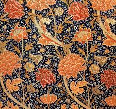 William Morris Textile Designs William Morris Cray 1884cray Textile Design Produced By