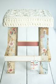 diy room decor 4 vintage small stool