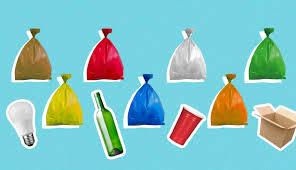 GQ | 'ถุงขยะสีรุ้ง' ไอเดียการแยกขยะแบบใหม่ในสวีเดน