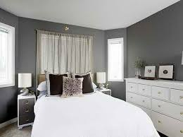 ... Pretty Paint Colors For Bedrooms Terrific Painting: Beautiful Bedroom  With The Best Gray Paint Colors ...