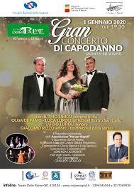 Napoli (NA) - Gran Concerto di Capodanno 2020 V Edizione al Teatro delle  Palme