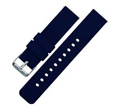 ... Fossil Q Navy Blue Watch Band ...