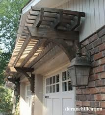 easy plans trellis over garage doors pergola chrisbeach520 flickr