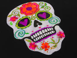 Quilt Inspiration: Quilts (and free patterns) for Dia de los Muertos! &  Adamdwight.com