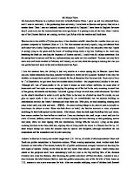 describe your home essay describe your family essay example
