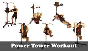 Power Tower Workout Plan Must Read Top Fitness Lab