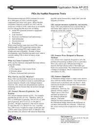 Ap 203 Pids As A Hazmat Response Tool Manualzz Com