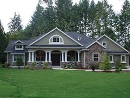 Beautiful Charming And Spacious 4 Bedroom Craftsman Style Home. Craftsman House Plan  # 551269.