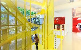 lehrer architects office design. Unite Here Health Los Angeles Office By Lehrer Architects LA. About International Interior Design Association N