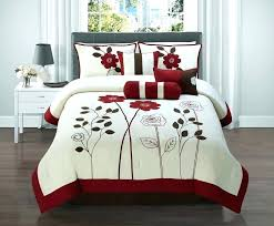 black white duvet cover set and covers canada damask king comforter grey bedding sets queen gray red home improvement engaging bla