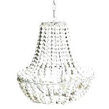 white bead chandelier white beaded chandelier white wood bead chandelier beaded ball chandelier white wash beaded