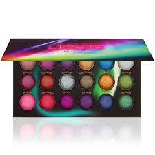 Aurora Lights 18 Color Baked Eyeshadow Palette Bh Cosmetics Aurora Lights 18 Color Baked Eyeshadow