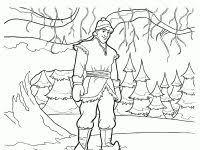 Frozen Kleurplaat Printen Leuk Voor Kids Elsa Frozen Liedjes 65