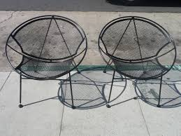 modern patio furniture. Image Of: Pair Of Mid Century Modern Patio Furniture