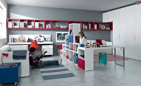teenage girl room furniture. Red White Blue Contemporary Teenagers Room Teenage Girl Furniture