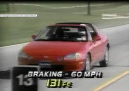 1993 Honda Civid del Sol Test Drive