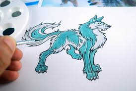 Home › how to draw hair (part 1). Wikihow Learn How To Draw Anime Wolves In Under 10 Steps