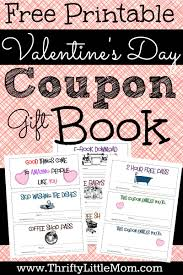 Make A Printable Coupon Printable Coupons For Your Valentine Thrifty Little Mom
