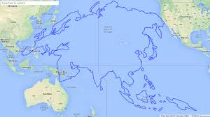 ocean by size size of eurasia vs the pacific ocean 1070x598 mapporn