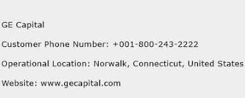 ge capital customer services ge capital number ge capital customer service phone number ge