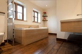Wood Flooring For Kitchens Bathroom Wood